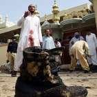 کوئٹہ پولیس اہلکار کی نماز جنازہ پرخوکش حملہ