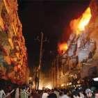 عباس ٹاؤن میں بم دھماکے