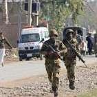 پشاور کے باچا خان ائیرپورٹ پردہشت گردوں کا حملہ ۱۵ دسمبر ۲۰۱۲