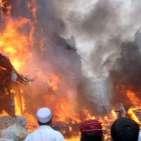 افغان دارالحکومت کابل میں خود کش دھماکہ،۲۴ افراد ہلاک۔ ۴/۱۹/۲۰۱٦