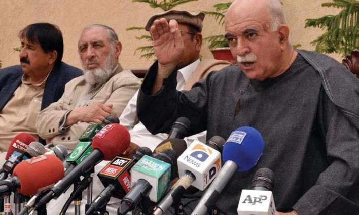 Achakzai claimed Khyber Pakhtunkhwa as a land of Afghans