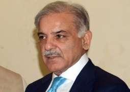 Shehbaz Sharif visits Sahewal, He announced Rs.1 lac per injured child