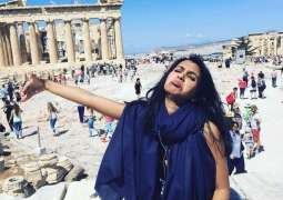 A newlywed woman from Lahore went on her honeymoon alone