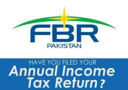 FBR carries crackdown against those who possess tax-free property