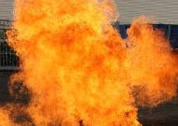Bomb blast in Sawat, 2 police officials killed