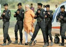 Modi appealed for peace in occupied Kashmir