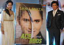 'Sania Mirza is Racket Queen', Shahrukh Khan