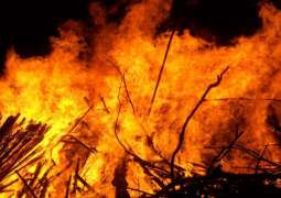 Dubai: Fire erupts in Residential apartment