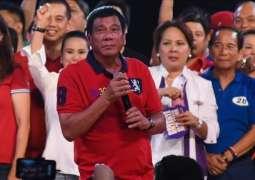 Philippines Duterte offers militants peace