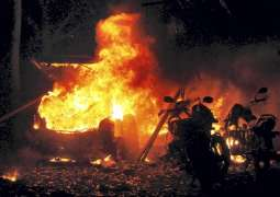 two bomb blasts are observed in Swat