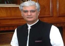 مستشار رئيس وزراء باكستان للشؤون السياسية يهنئ أعضاء منتخبين ينتمون إلى حزب الرابطة الإسلامية جناح ن في الانتخابات العامة في كشمير الحرة