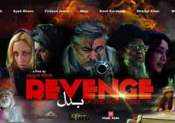 Premier of 'Revenge of the worthless', stars of film industry gathered to appreciate