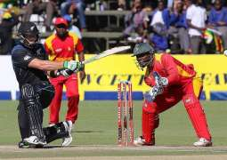 Zimbabwe v New Zealand scoreboard - 2nd update