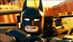 3D animated movie the Lego batman's trailer released