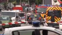 France: 2 armed men take hostages in French church