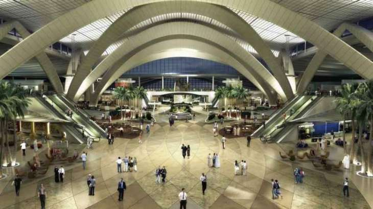 Increase in transportation at Abu Dhabi International Airport during the month of May