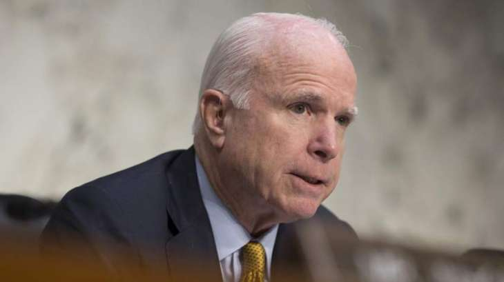 US Senator John McCain has called for extension in tenure of Pakistan Army Chief General Raheel Sharif