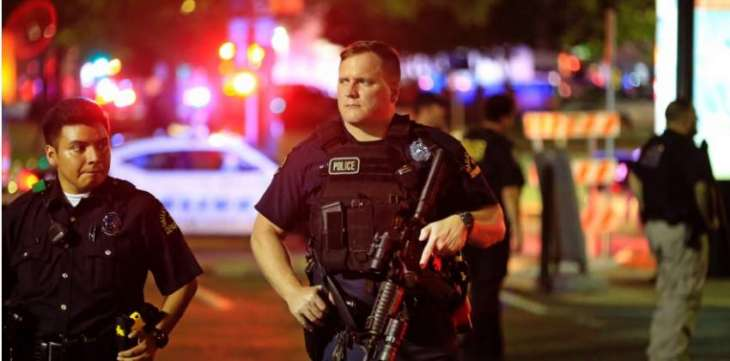 Shooters killed five officers during protests against police in downtown Dallas, Texas