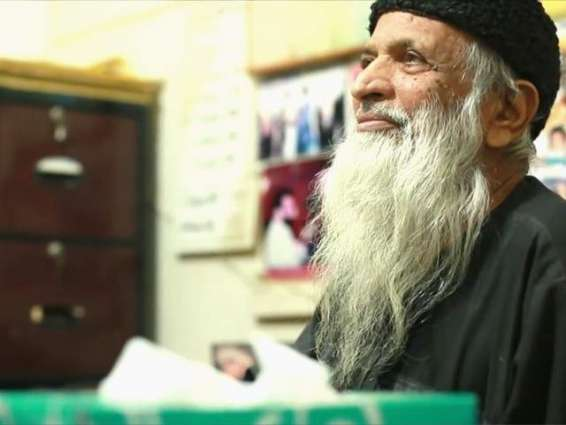 Abdul Sattar Edhi's Funeral prayers will be said in National Stadium
