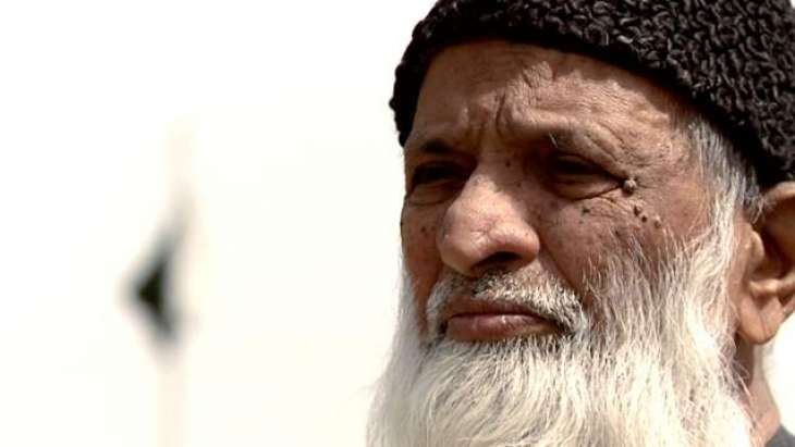 Edhi's funeral prayers will be held today at National Stadium.