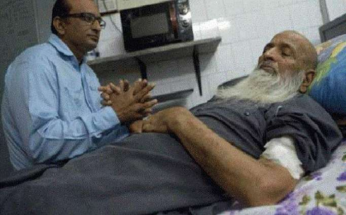 Abdul Sattar Edhi's funeral should be protocol free, Faisal Edhi