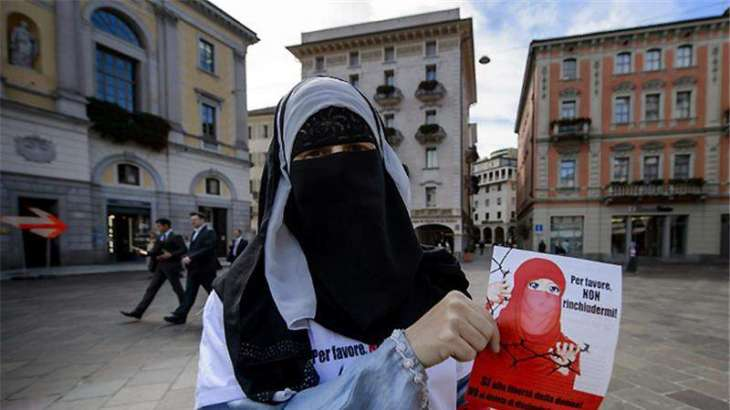 Swiss Government banned Burqa, 10 thousand dollars fine