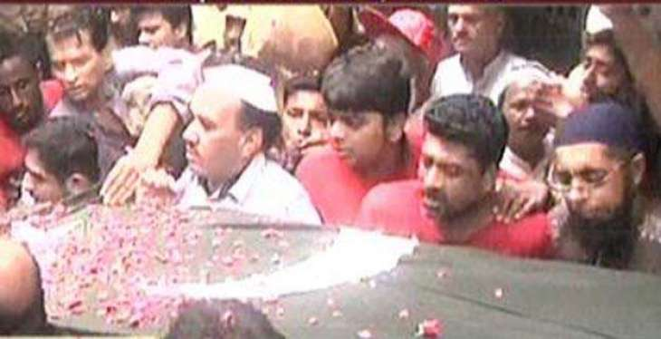 Edhi laid to rest