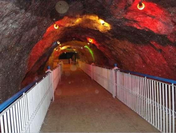 Khewra, The Worlds Second Largest Salt Mine | Pakistan Point