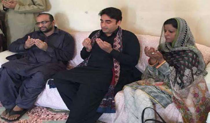 Bilawal Bhutto paid tribute to Abdul Sattar Edhi