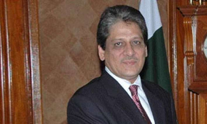 Sindh Governor Dr Ishrat ul Ibad got sick due to dehydration