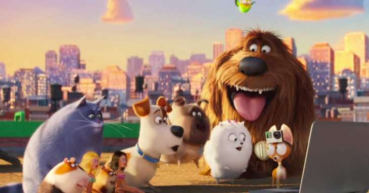 The Secret Life of pets covered glorious film