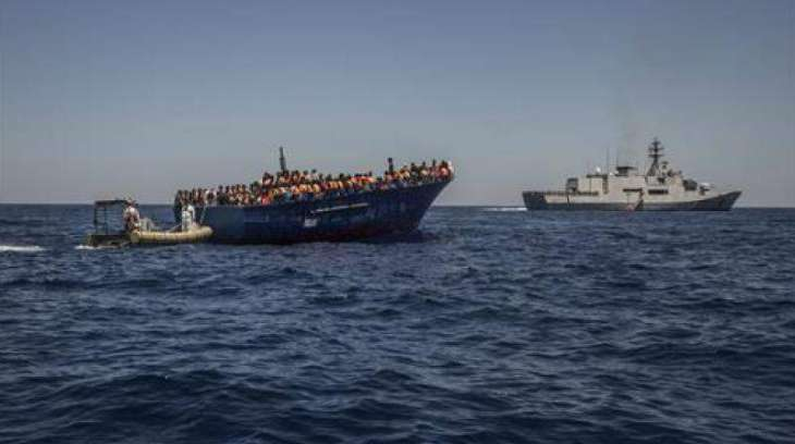 More than 3,200 migrants rescued in Med: Italian coast guard