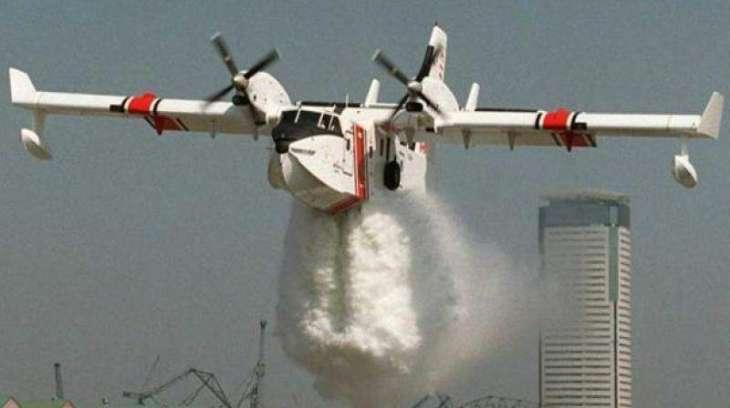 Seaplane hits bridge in Shanghai, killing five: media