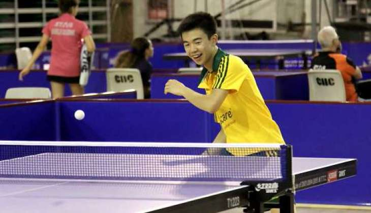 National jr table tennis championship from Aug 20