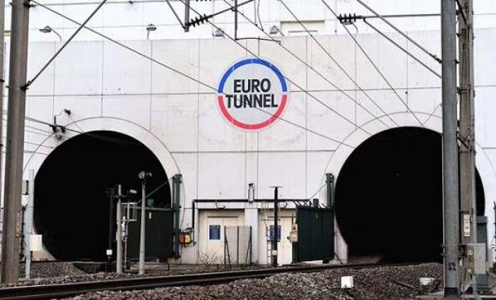 Sterling slide pounds Eurotunnel earnings outlook