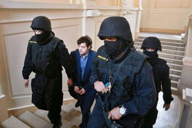 American gets life for quadruple murder in Czech city
