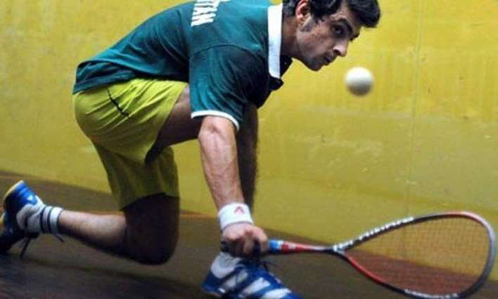 Hamid Israr, a Tennis star in making