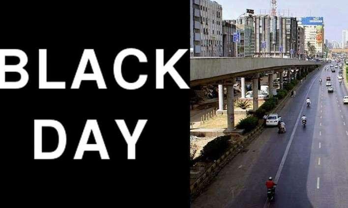 MOD, MODP observe Black day