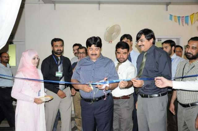 Open House held at PMAS-AAUR
