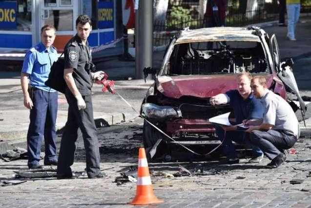 Renowned journalist killed in Kiev car bomb