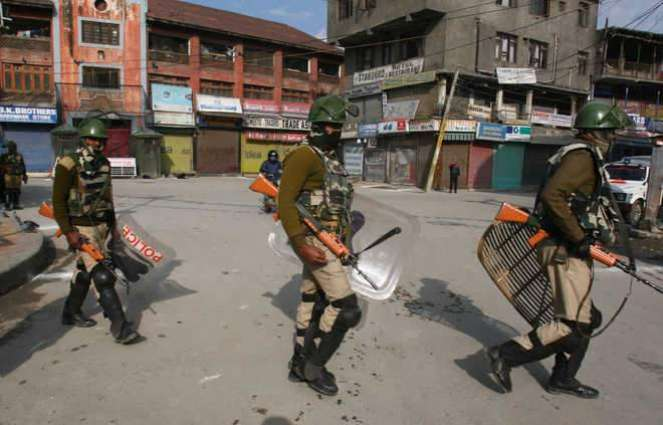 AJK observes Black Day against Indian state terrorism in occupied