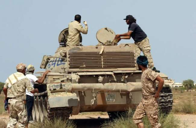Three French troops killed in intelligence operation in Libya