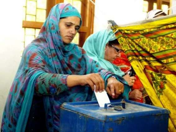 Women have far less votes than men in AJK