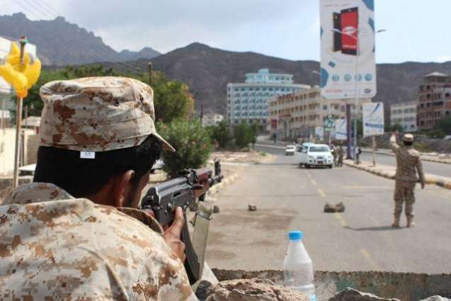 Bomb kills four policemen in Yemen's Aden