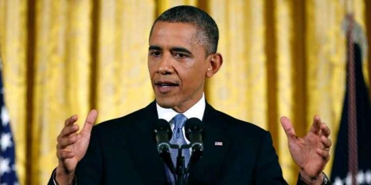 د امريكائي اولس مشر براك اوباما خپل ترك همڅنګ سره تېلې فونې تماس ۔ پلټنيو له دمرستې باور