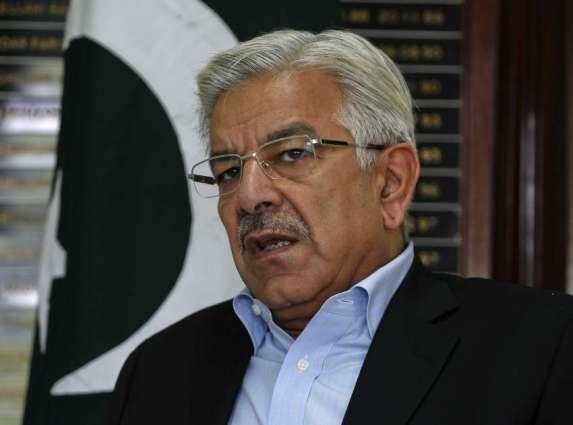 وزير الدفاع الباكستاني: باكستان تدرس عرضا بشراء طائرات مقاتلة من طراز ايف-16 من الأردن