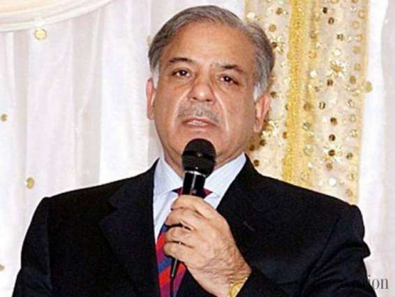 Service to masses PML-N's mission: Shehbaz
