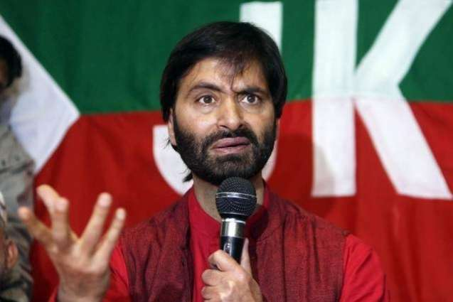 India encouraging its forces to kill Kashmiris: Yasin Malik
