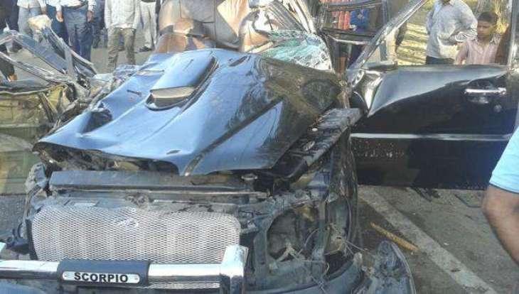 Three died in road mishap