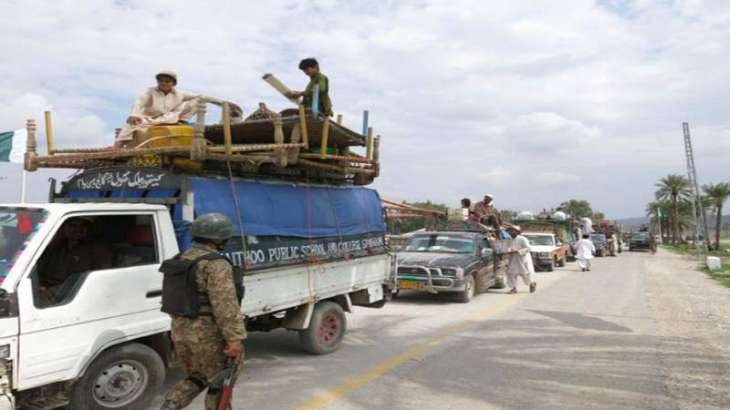 100,000 TDPs of South Waziristan return to native areas: Political Agent